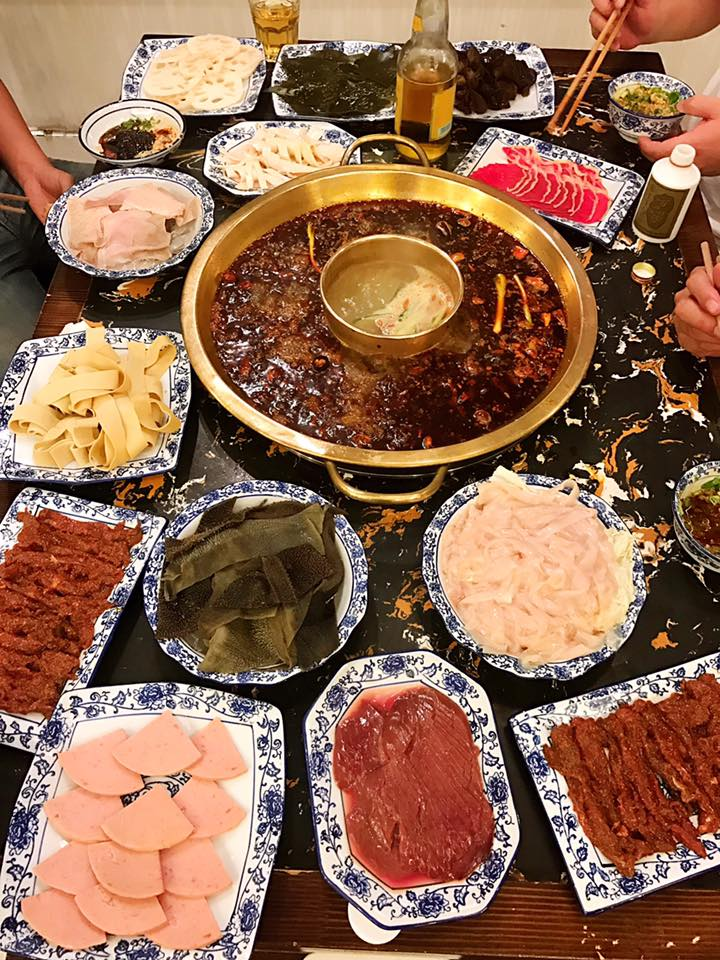 Lao SiChuan steamboat