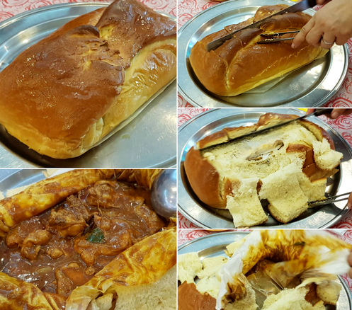 The Best Chicken Curry Bun in Kampar3