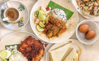10 Best Places for Breakfast in KL