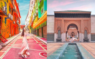 15 Scenic And Instagrammable Places In Kuala Lumpur For Your Family Weekend Holiday!