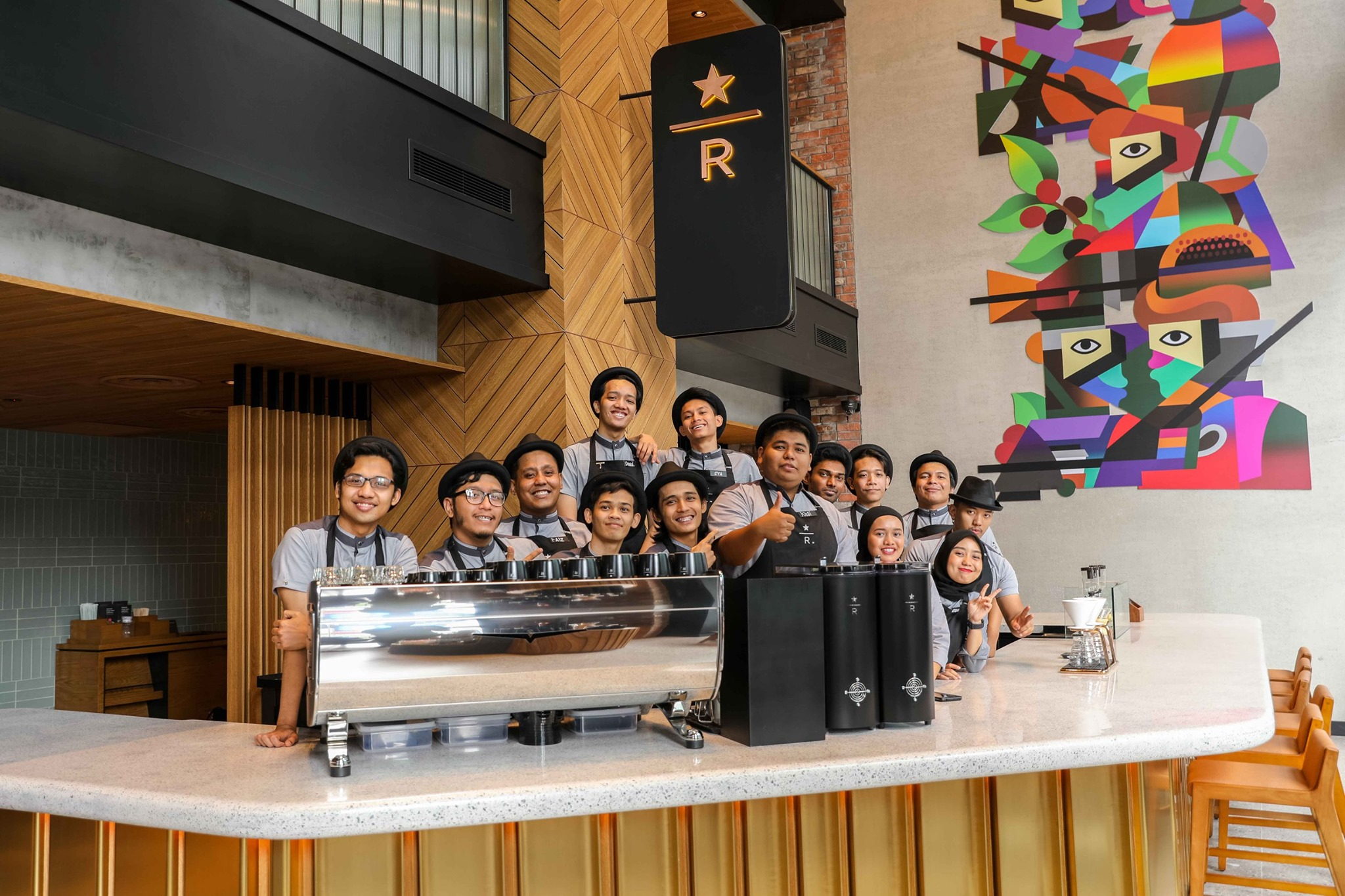 Starbucks Malaysia 300th outlet
