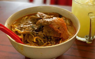 Top 10 Curry Mee in Klang Valley You Must Try