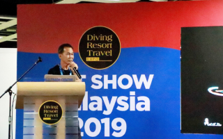 DRT SHOW – THE LARGEST DIVING EXPO IN ASIA IS COMING TO MALAYSIA IN FEBRUARY 2020