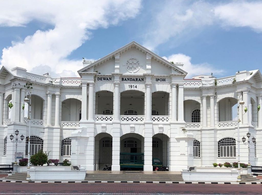 Ipoh Town Hall 1