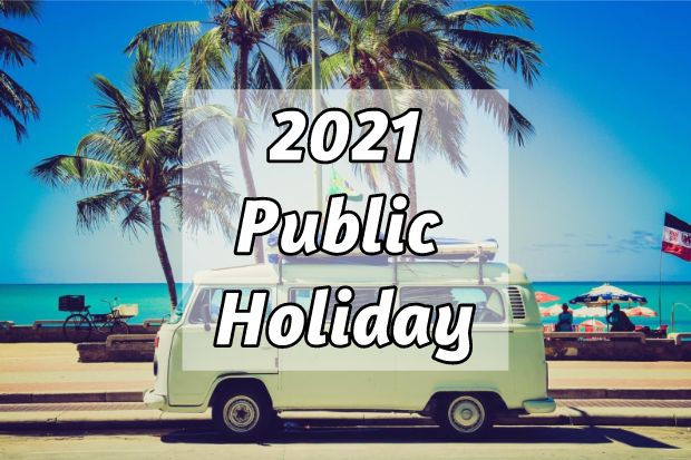 public holiday 2021