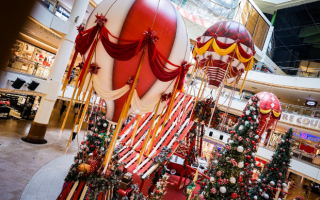 【2020 Christmas Series】 Christmas Decorations in KL Shopping Mall